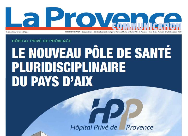 Le nouveau pôle de santé pluridisciplinaire du pays d'Aix